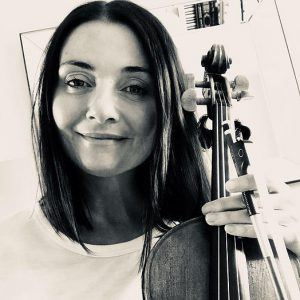 Kirstie McLanaghan, fiddle tutor