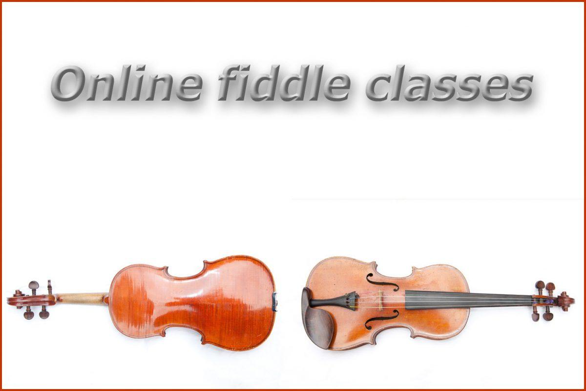 Online fiddle classes